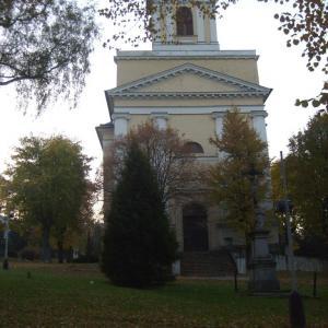 B26 Kostel Sv  Michala
