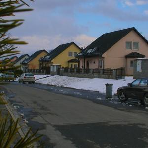 B79 Povodňové domky