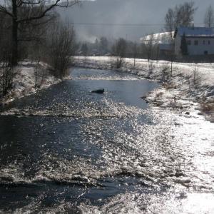 B157 Řeka čaruje