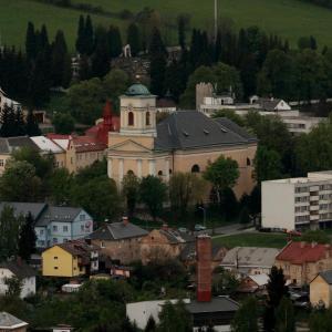B183 Náměstí Sv Michala