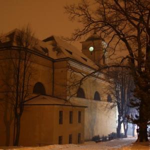 Kostel sv  Michaela