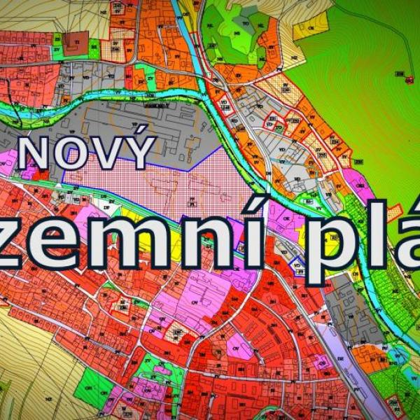 Nový územní plán města