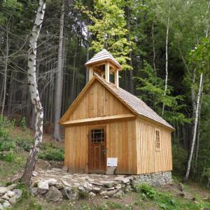 Kaple Panny Marie Sněžné v Železné, autor: Musilová