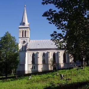 Kostel Navštívení Panny Marie v Mnichově