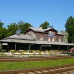 Vlakové nádraží Vrbno pod Pradědem