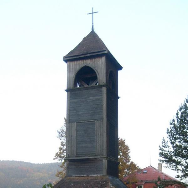 zvonice - kulturní památka, autor: Helena Rusková