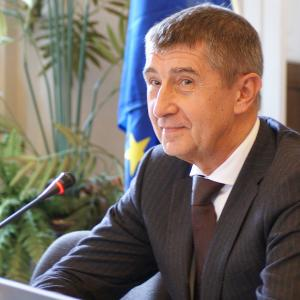 ministr Andrej Babiš, autor: ministerstvo financí