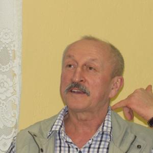 O. Navrátil, autor: Alena Kiedroňová