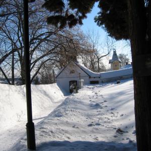 Hřbitov ve Vrbně pod Pradědem