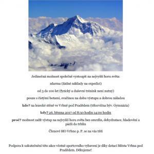 Mt  Everest Džomolangma