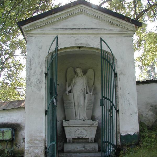 hrobka manželů Weissových