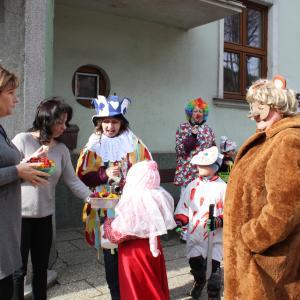 Děti z mateřské školy