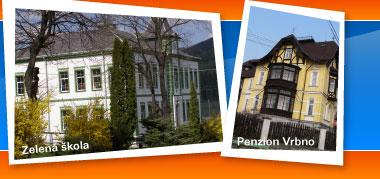 Zelená škola ~ Penzion Vrbno