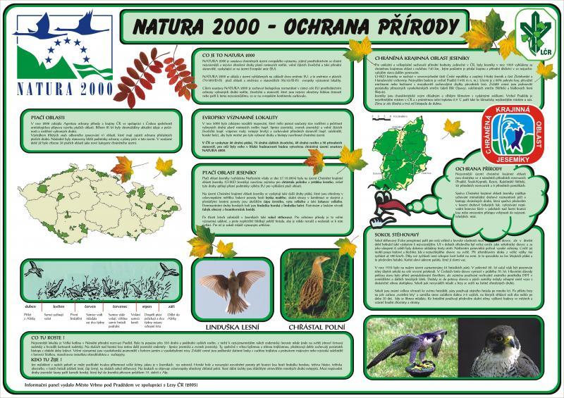 2 natura 2000, obrázek se otevře v novém okně