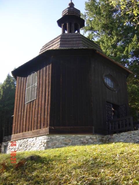 Kaple sv. Huberta, obrázek se otevře v novém okně