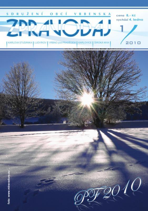 Leden 2010, obrázek se otevře v novém okně