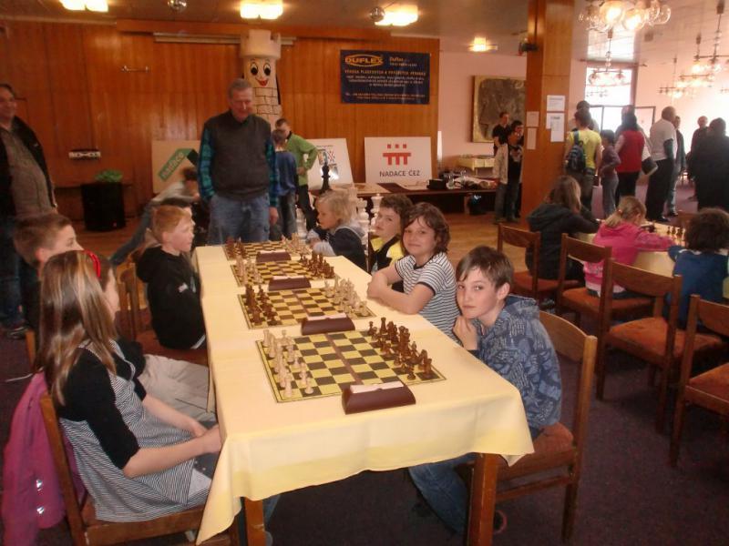 šachy, obrázek se otevře v novém okně