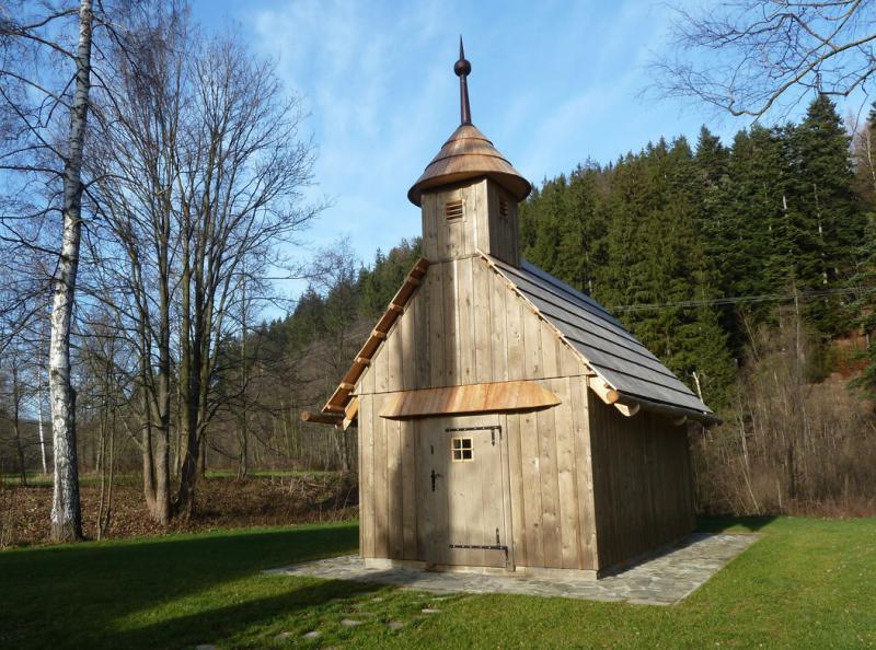 Schnaubelova kaple, obrázek se otevře v novém okně