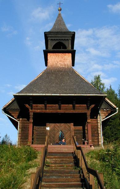 Kaple sv  Hedviky, obrázek se otevře v novém okně