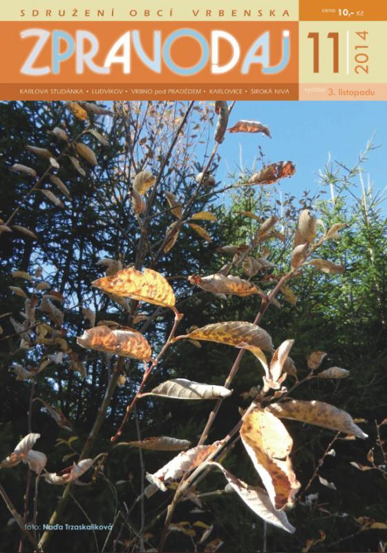 Listopad 2014, obrázek se otevře v novém okně