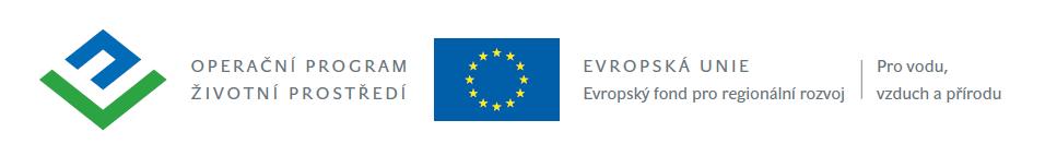 Operační program životní prostředí, EU RR, obrázek se otevře v novém okně